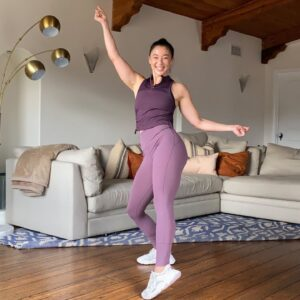 25-Minute Dance HIIT Workout With Meagan Kong