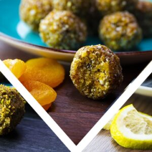 8 Healthy No Bake Energy Bites For Weight Loss