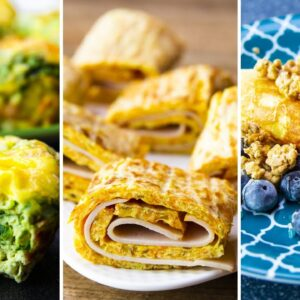 9 Healthy Omelette Recipes For Weight Loss