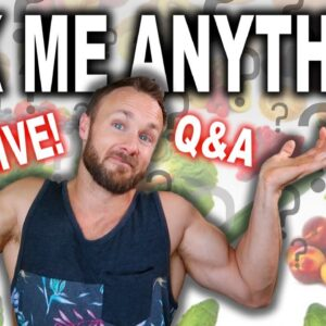 ASK ME ANYTHING & FUN WEEKEND HANGOUT (LIVE Q&A)