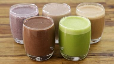 Oat Smoothie – 5 Easy and Healthy Recipes