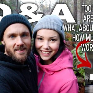 Q&A | FRUIT & BELLY FAT, CARB COUNTING, PROTEIN & MORE!
