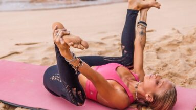 Yoga For PMS, Other Aches, & Gentle Realignment ♥ Your Self Love Doctor Is In