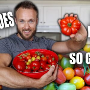 Tomatoes Are AMAZING & Why You Should Eat Them 🍅