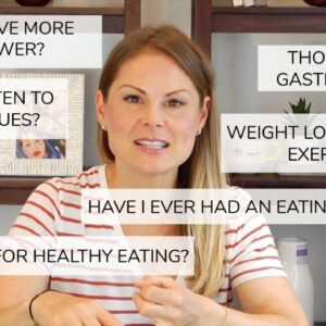 WEIGHT LOSS TIPS Q+A  | motivation, self-trust + more!