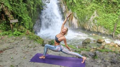 Yoga For All Levels | A Perfectly Blissful Yoga Class - Peru