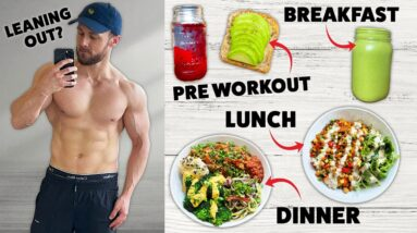What I Eat In A Day | Getting Leaner for Summer! ☀️💪