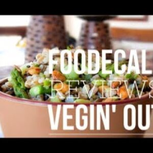 FOODECALL reviews Vegin' Out