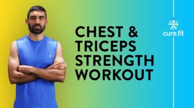 Chest & Triceps Strength Workout | Chest Workout | Triceps Workout | Upper Body Workout | Cult Live