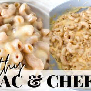 HEALTHY MAC AND CHEESE RECIPE: vegan, gluten free, mind blowing!!!