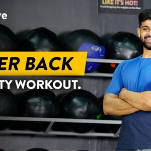 Upper Back Mobility Workout | Upper Body Workout | Mobility Workout | Stretch Exercises | Cult Live
