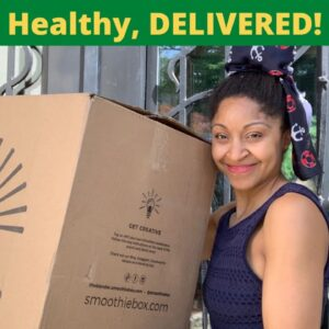 Smoothie Box Subscription review | Healthy Food Delivered
