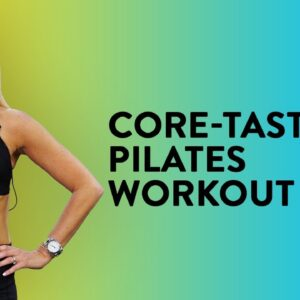 Pilates Workout | Full Body Workout At Home | At Home Pilates Workout | CultLive