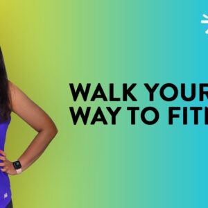 Walk Your Way To Fitness | At-Home Dance Cardio Workout | Dance Cardio Workout | Cult Fit