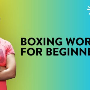 Full Body Boxing Workout For Beginners | At Home Boxing | Cardio Boxing Workout | Cult Fit