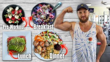 What I Eat To Fuel My Active Vegan Life | Full Day Of Eating 🌱💪