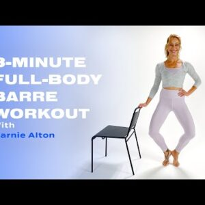 8-Minute Barre Workout With M/Body Founder Marnie Alton