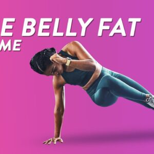 Lose Belly Fat At Home | Belly Burn Workout | Belly Burn With Shwe | Cult Fit | CureFit