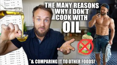 Is Oil Actually A Health Food? Taking A Closer Look!
