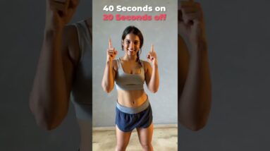 5 Best Cardio Exercise | Fat Burning cardio exercises | At home workout | Cult Fit #shorts
