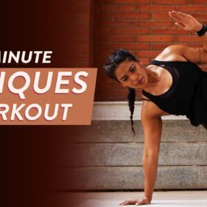 5 Minute Obliques Workout | Fit In Five | Fat Burning Workout | Belly Burn Exercises | Cult Fit