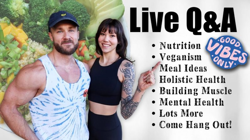 Q&A Hangout With Simnett Nutrition | Ask Us Anything!